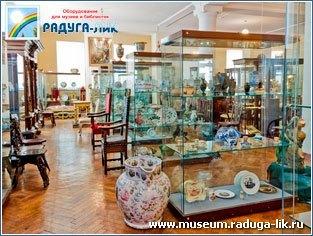 Музейные витрины